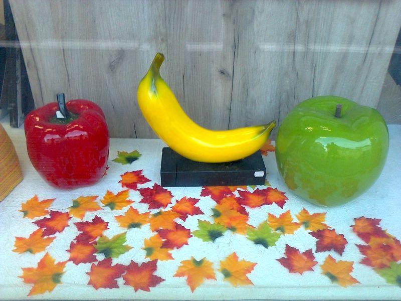 Drei Früchte