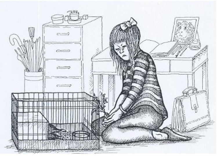 Zeichnung von Norbert-Christoph Schröckenfuchs