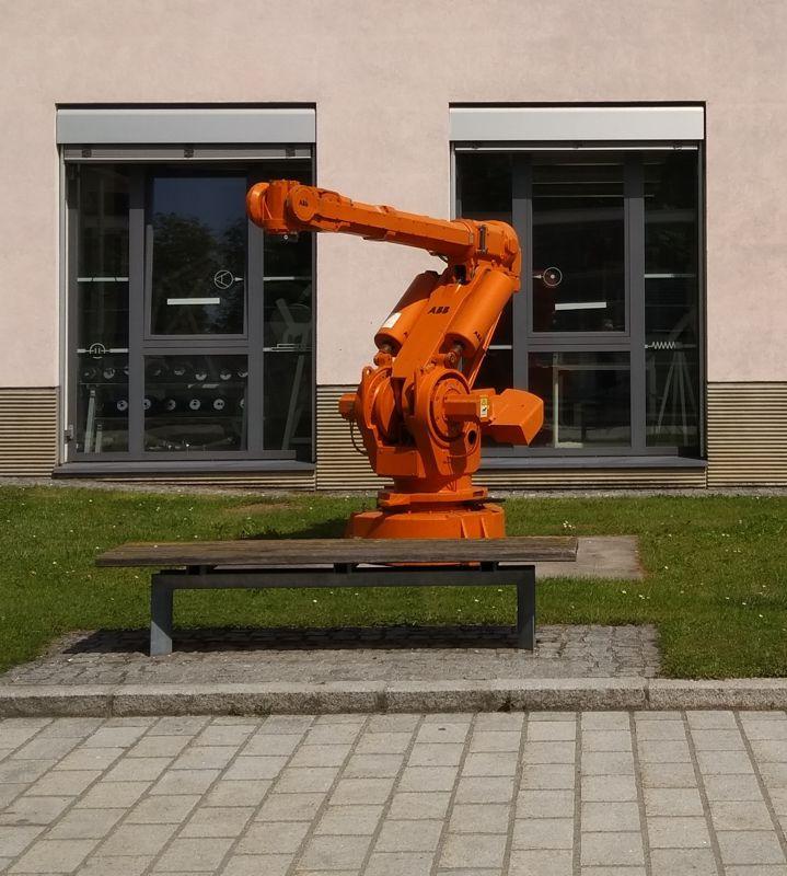 ABB-Fertigungsroboter