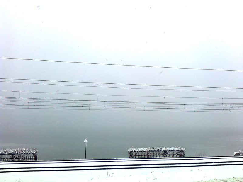 Der Wörthersee im Winter