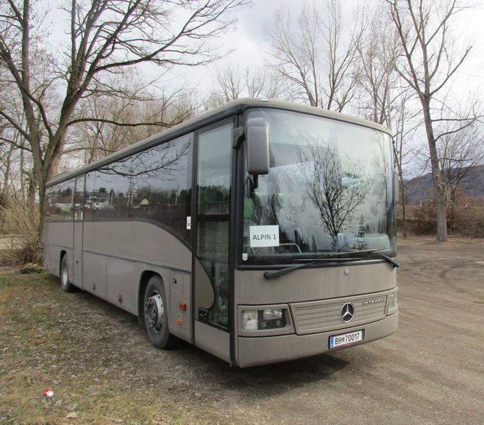 Der Bundesheerbus ALPIN 1