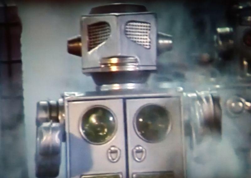 Der schlechte Roboter