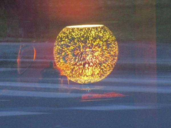Die Goldfadenlampe
