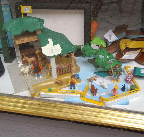 Der playmobil-Bauernhof