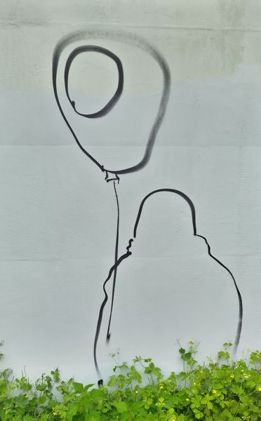 Der Mann mit dem Heliumballon